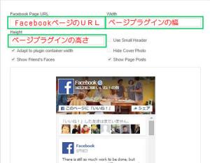 facebook-page plugin1b