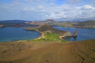 ガラパゴス諸島の風景