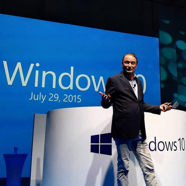 Windows10 July 29,2015