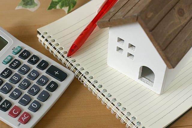 家計 家の模型