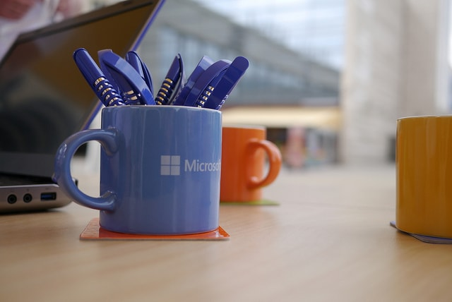 Microsoft マグカップ