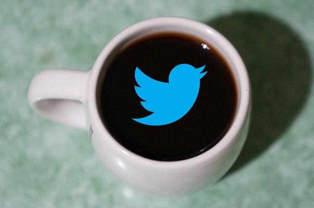 Twitter-coffee