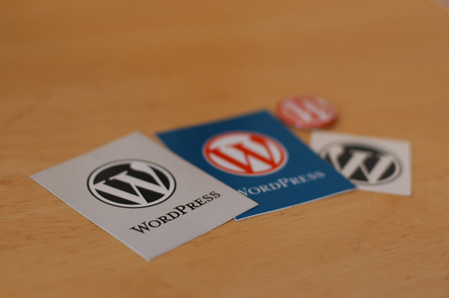WordPress カード