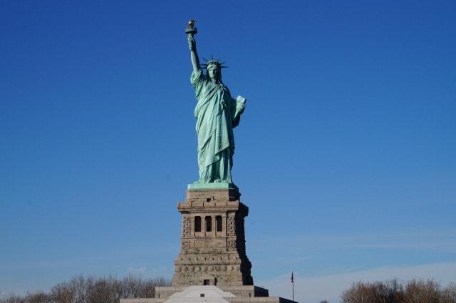 自由の女神 USA