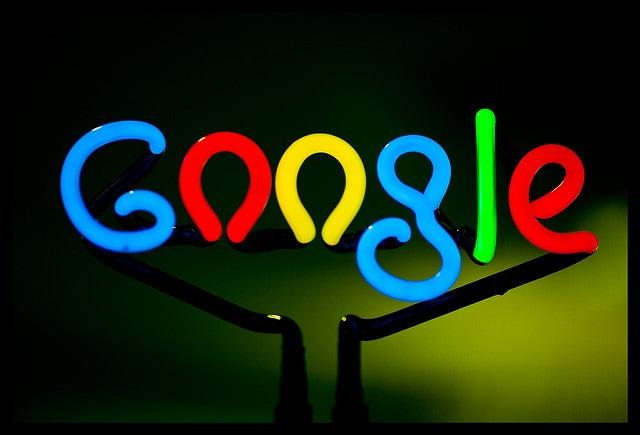 Google 置物