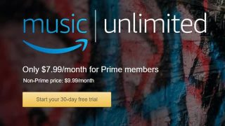 Amazonの定額制音楽配信「Amazon music unlimited」米国で開始される
