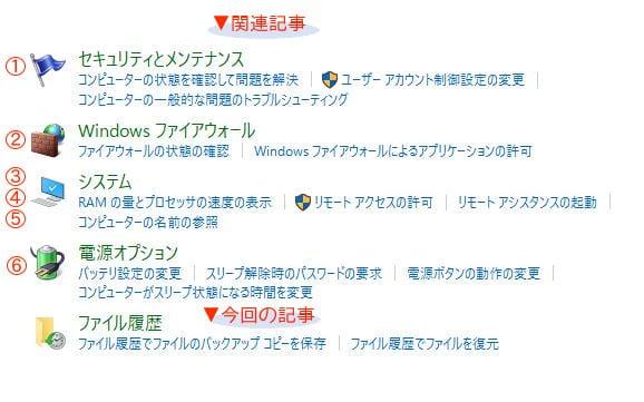 Windows10関連記事:1~7