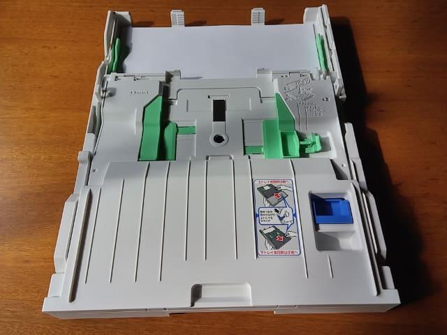 用紙トレイ brother DCP-J567N