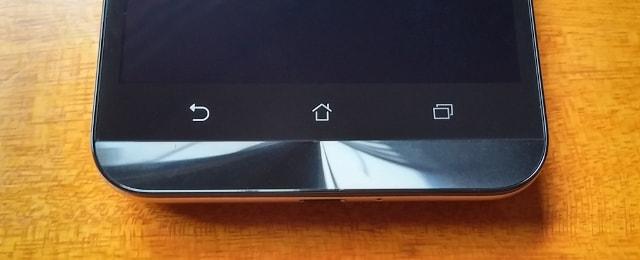 スピン加工 ZenFone Max