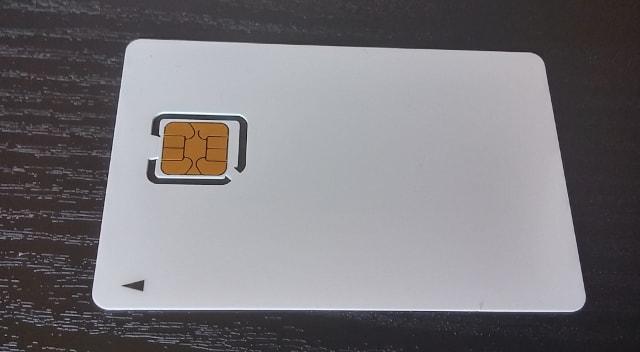 micro SIM 楽天モバイル