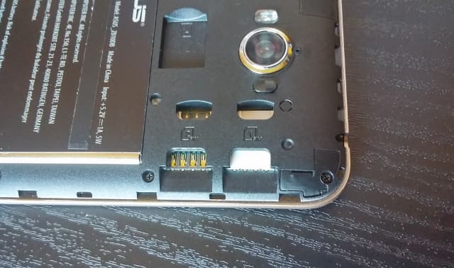 ZenFone Max デュアルSIM