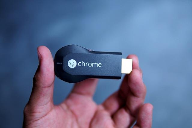 Chromecastを持っている人