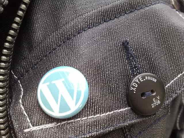 WordPressバッチ
