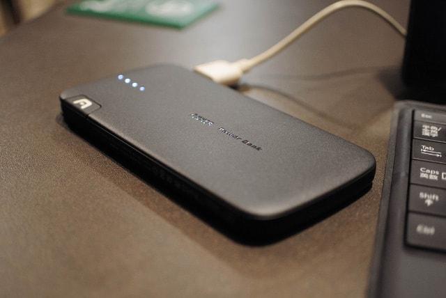 モバイルバッテリー画像 - ANKER