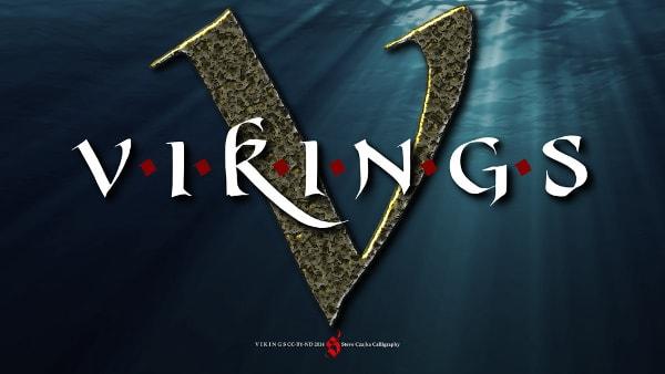 ヴァイキング~海の覇者たち~ ロゴ