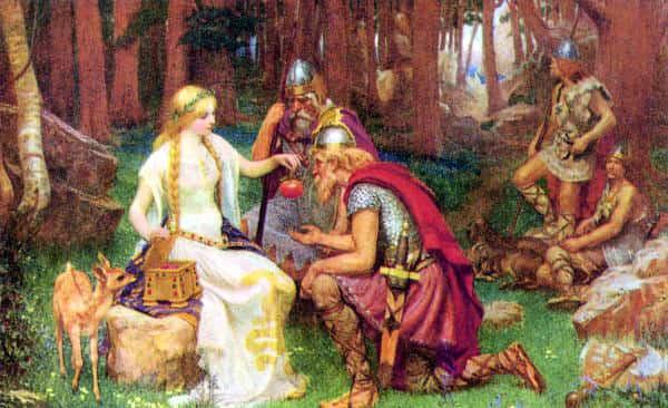 北欧神話 イメージ