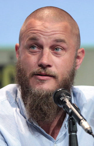 トラヴィス・フィメル(Travis Fimmel) オーストラリアの俳優